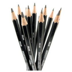 DERWENT  GRAPHITE PENCIL DEGREE