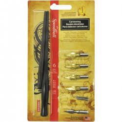 SPEEDBALL CARTOON PEN SET