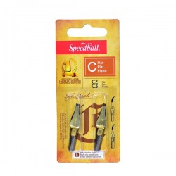 SPEEDBALL C STYLE FLAT POINTS C-2 Y C-3
