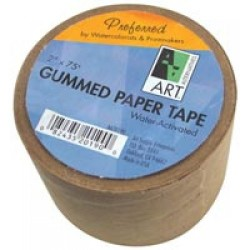 ART ALTERNATIVES GUMMED PAPER TAPE 2 X 75 PUL