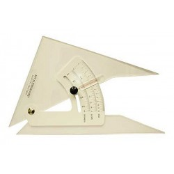 ART ALTERNATIVES ADJUSTABLE TRIANGLE 25 CMS