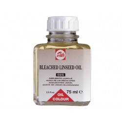 BLEACHED LINSEED OIL 75 ML