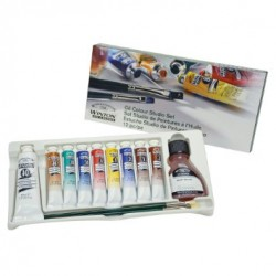 WINTON OIL COLOUR STUDIO SET