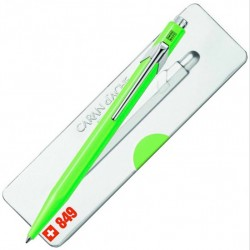 PEN FLUO GREENYELLOW