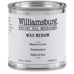 WAX MEDIUM 237 ML WILLIAMSBURG