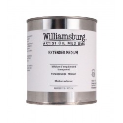 EXTENDER MEDIUM 150 ML WILLIAMSBURG