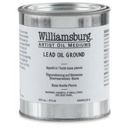 LEAD OIL GROUND 473 ML WILLIAMSBURG