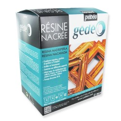 PEBEO KIT RESINA 150 ML NACARADA ORO