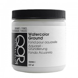 QOR WATERCOLOR GROUND 237ML