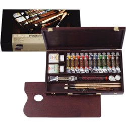 CAJA REMBRANDT OIL COLOR PROFESIONAL