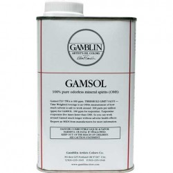 GAMBLIN GAMSOL OMS 16 OZ