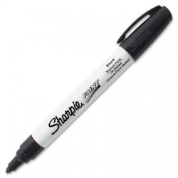 SHARPIE PAINT MED POINT