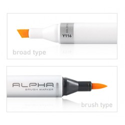 ALPHA BRUSH