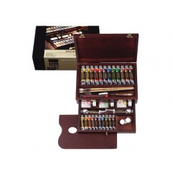 OIL COLOUR BOX MASTER ROYAL TALENS
