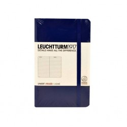 LEUCHTTURM 1917 POCKET RULED