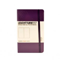 LEUCHTTURM 1917 POCKET PLAIN
