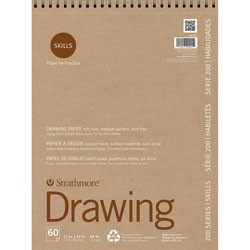 STRATHMORE DRAWING  104 GR 60 HJS